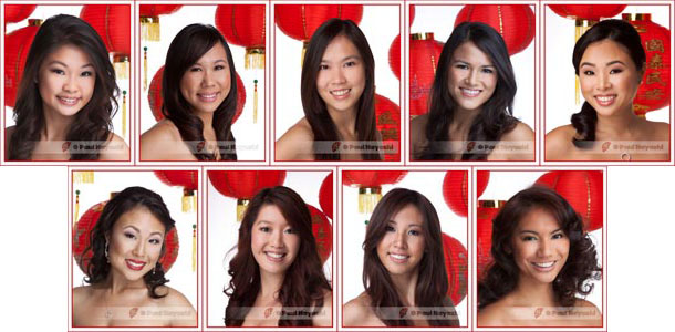 2013 Contestant Collage